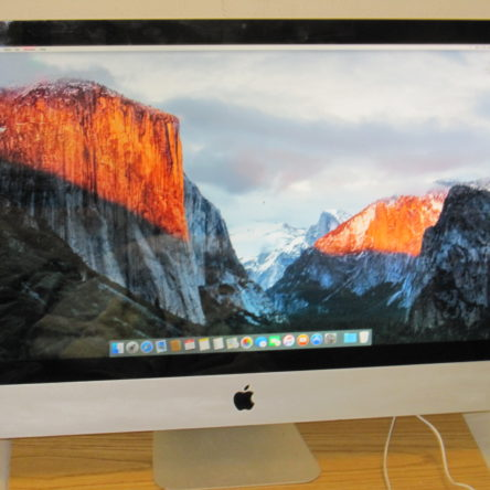 "Apple iMac ""Core i5"" 2.66 27-Inch (Late 2009)  Quad Core"