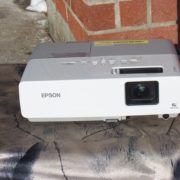 Epson PowerLite 83c Multimedia Projector-0