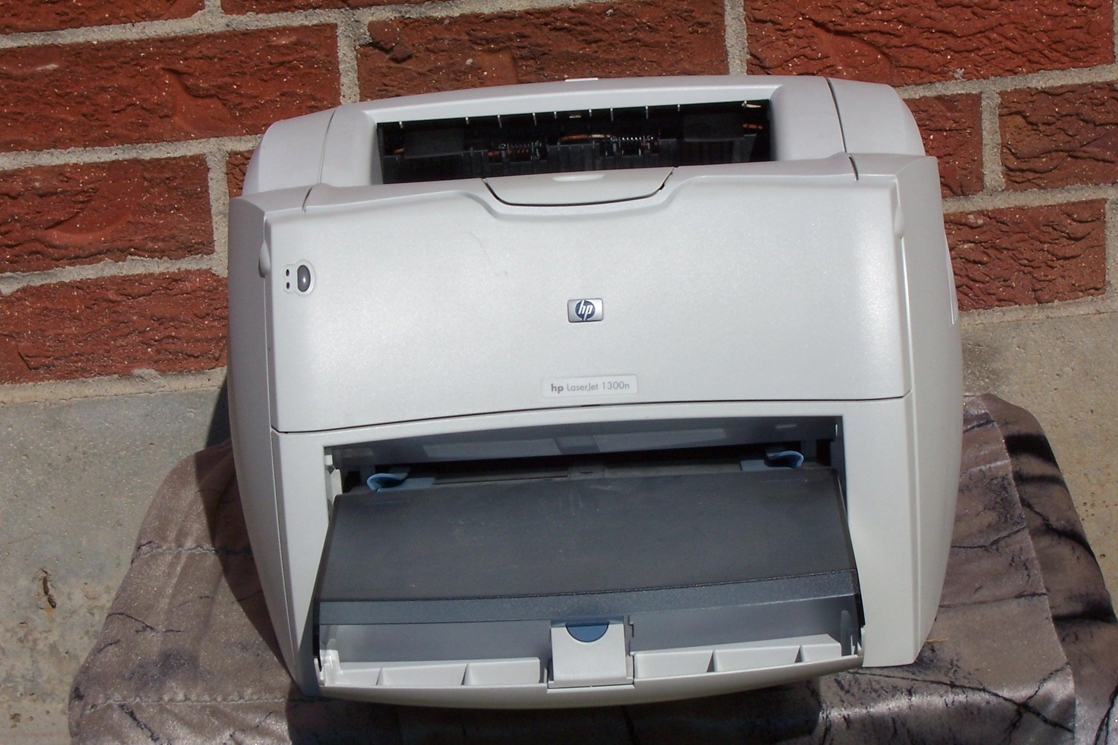 HP LASERJET 1300 PCL5E DRIVER DOWNLOAD
