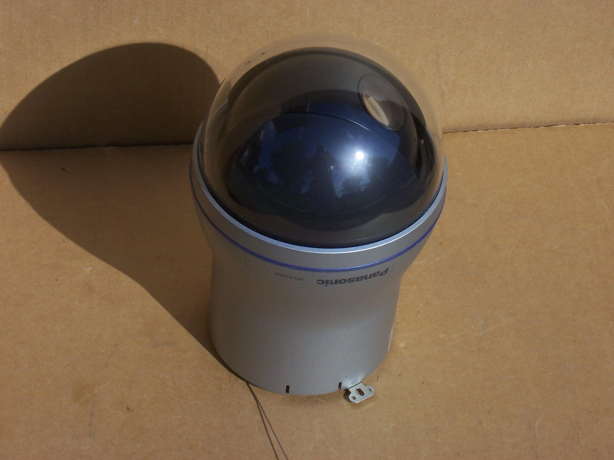 Panasonic WV-CS954 PTZ SDIII Super Dynamic  Dome Security Camera
