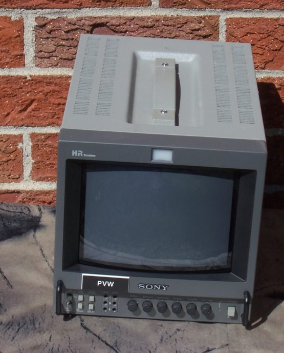 "Sony PVM-8044Q Color 8"" Video Monitor-0"