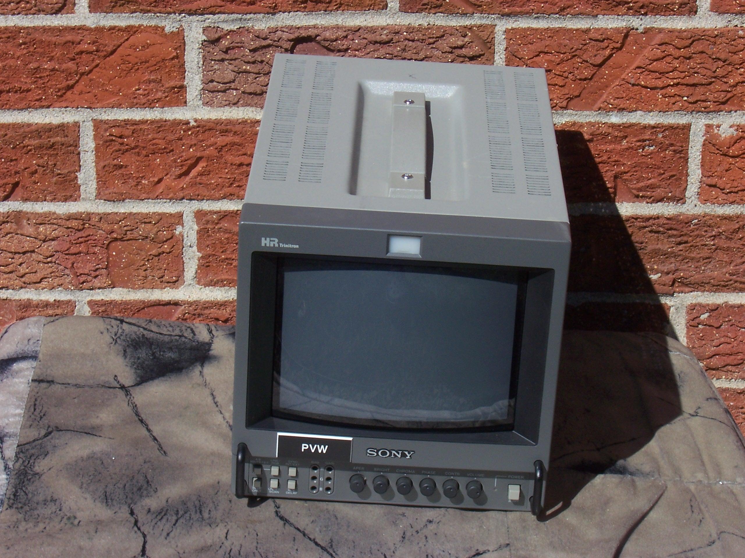 Sony Pvm 8044q Color 8 Monitor Imagine41
