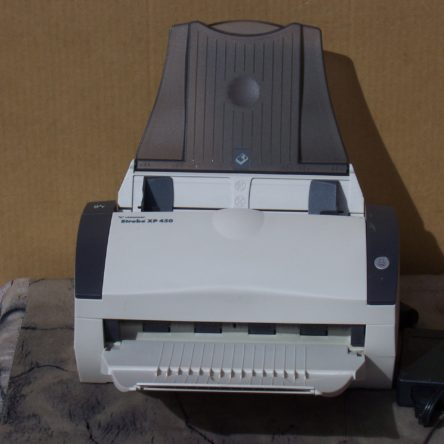 Visioneer Strobe XP 450 Scanner With USB Port