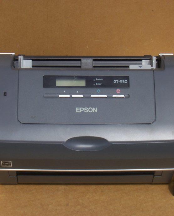 Epson GT-S50 Document Image Scanner-1417