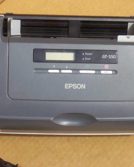 Epson GT-S50 Document Image Scanner-1420