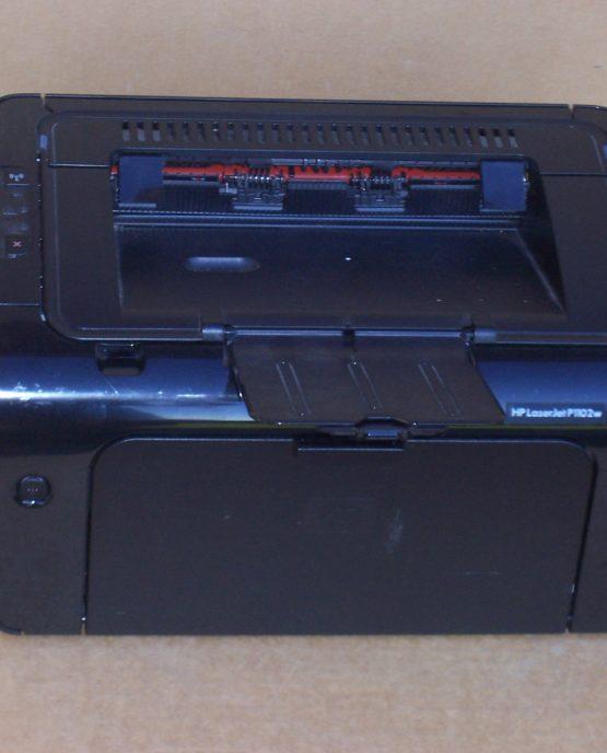 HP LaserJet Pro P1102W Wireless Black-and-White Laser Printer-0
