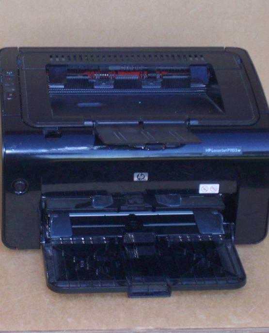 HP LaserJet Pro P1102W Wireless Black-and-White Laser Printer-1680