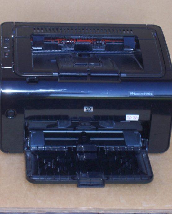 HP LaserJet Pro P1102W Wireless Black-and-White Laser Printer-1676
