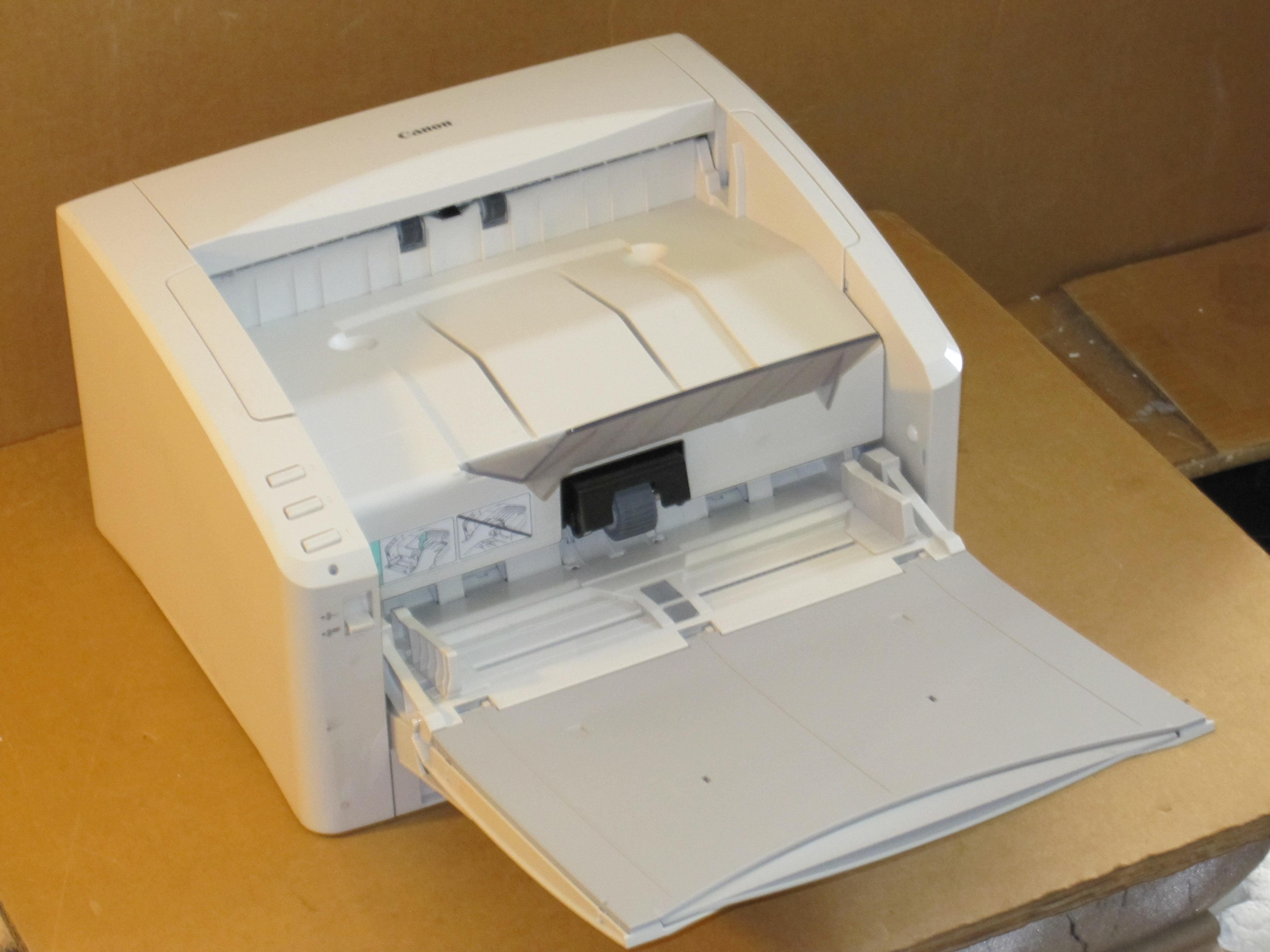 Canon Imageformula Dr 6010c Office Doent Scanner 0