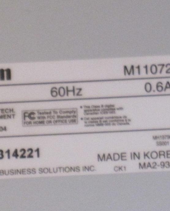 Canon imageFORMULA DR-6010C Office Document Scanner-1833