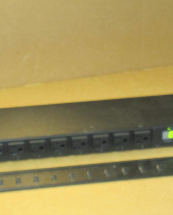 APC AP7900 Switched Rack PDU 15A/100/120V Surge Protector Strip NEMA 5-15P-1973