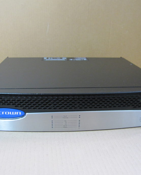 Crown CTs 600 Two-channel, 300W Power Amplifier-0