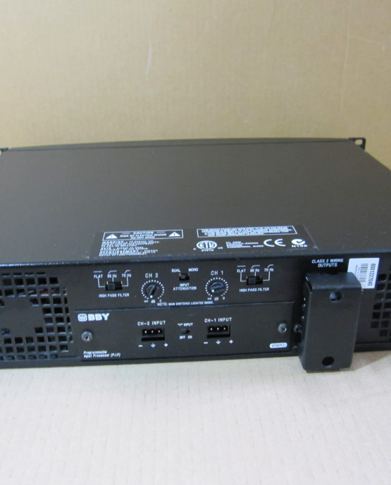 Crown CTs 600 Two-channel, 300W Power Amplifier-2385