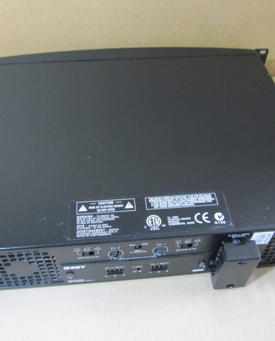 Crown CTs 600 Two-channel, 300W Power Amplifier-2390