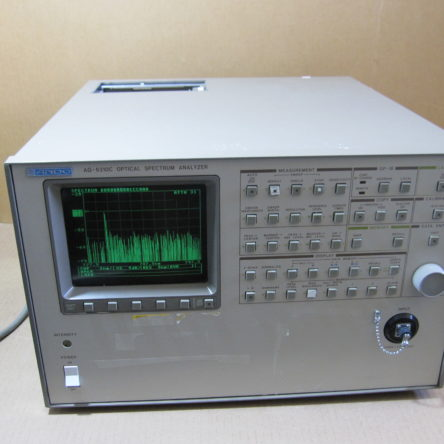 Ando AQ6310C Optical Spectrum Analyzer 400 nm – 1750 nm