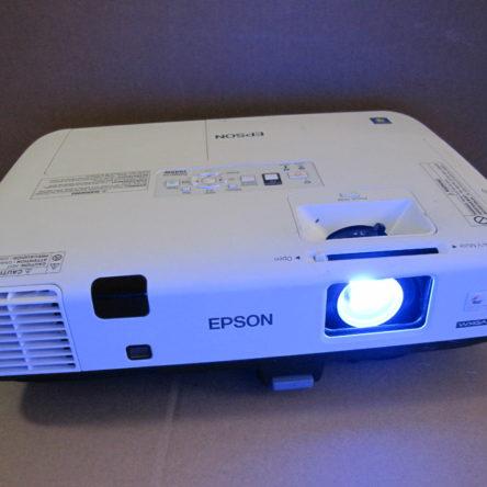 Epson PowerLite 1945W WXGA 3LCD Projector