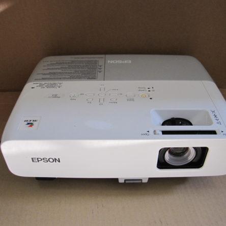 Epson PowerLite 84 Multimedia Projector 2600 lumens