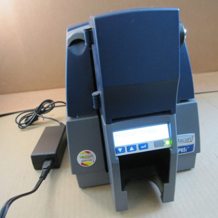 Datacard FP65i Financial ID Card Printer