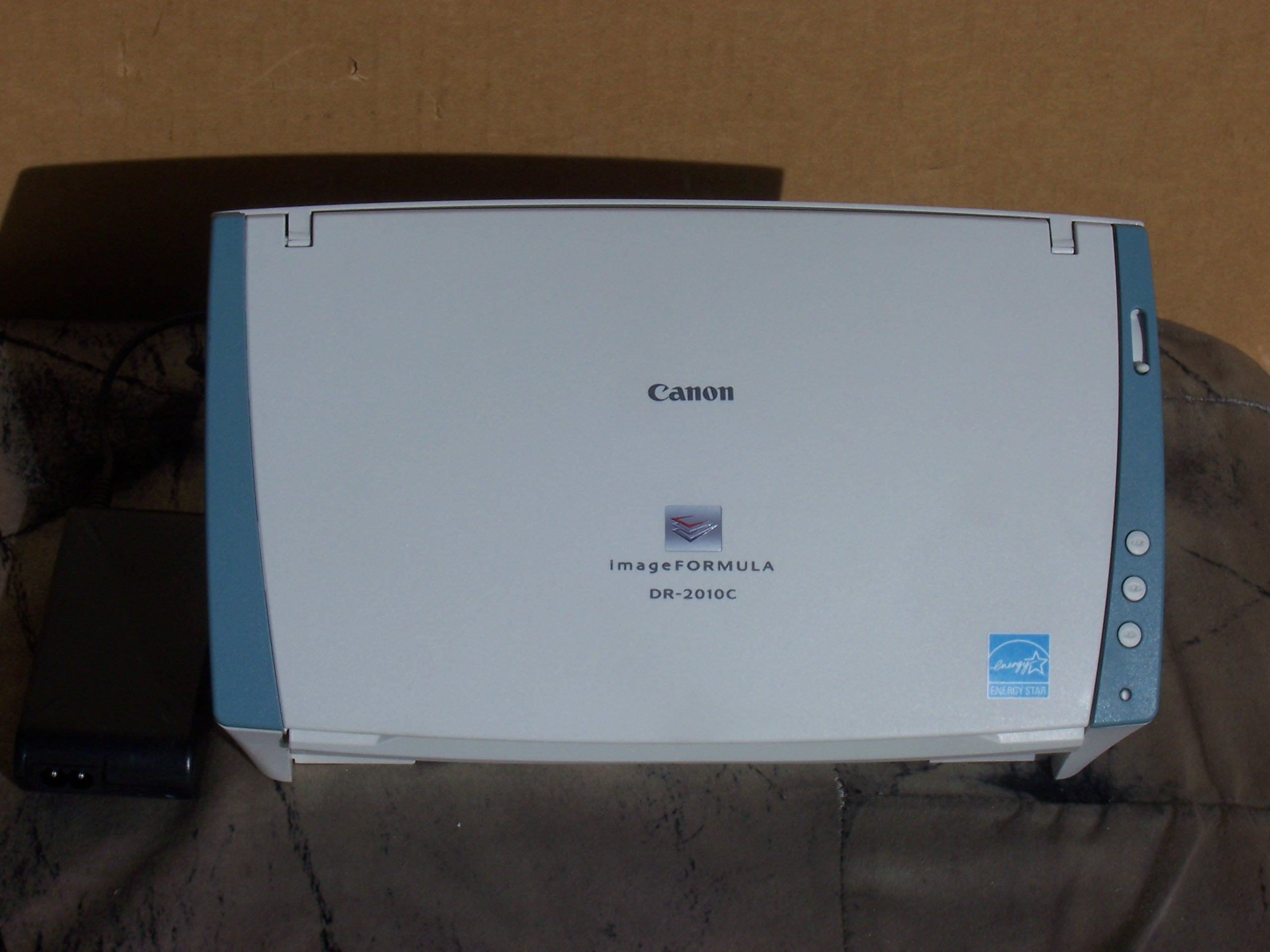 CANON IMAGEFORMULA DR-2010C SCANNER WINDOWS 7 X64 TREIBER