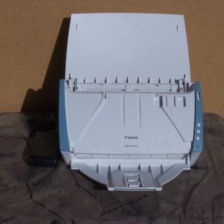 Canon ImageFORMULA DR-2010C Compact Color Scanner