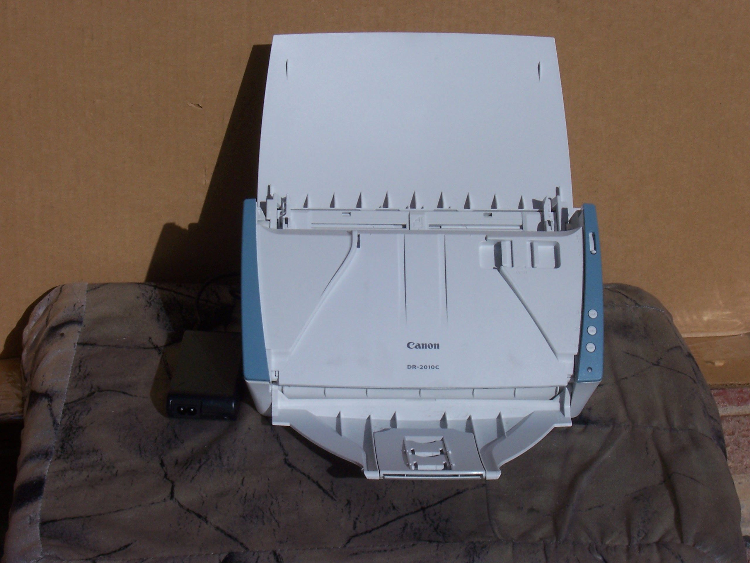 Canon Dr 2010c Scanner