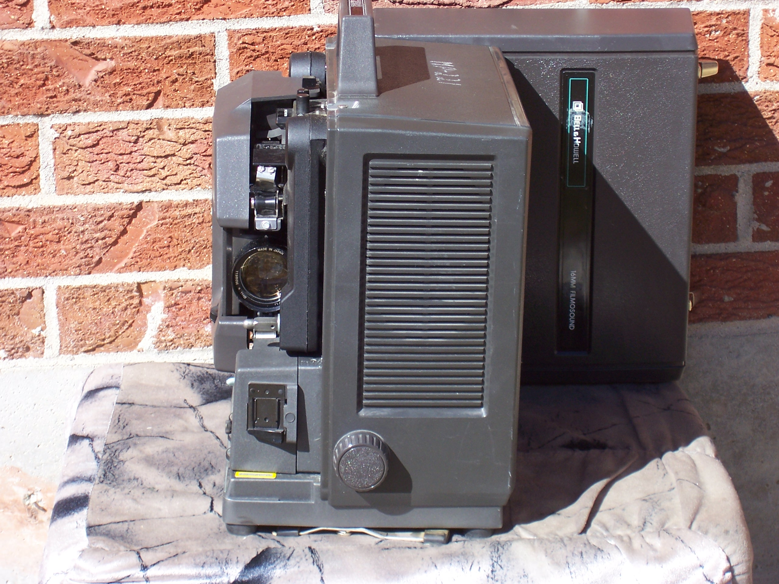 Bell Howell Movie Projectors